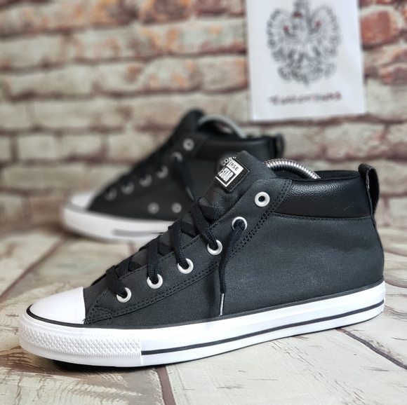Converse Other - Converse All Star Chuck Taylor Street Mid 🆕️💥💥